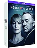 House of Cards - L'Intégrale saisons 1 à 5 [DVD + Copie digitale]