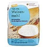 Tegut Weizenmehl Typ 405, 10er Pack (10 x 1 kg)