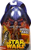 Chewbacca Wookiee Rage No.5 - Star Wars Revenge of the Sith Collection 2005 von Hasbro