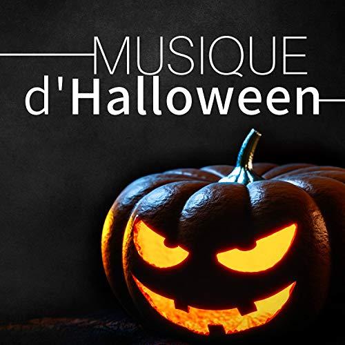 Musique d'Halloween pour les Petits: la Meilleure Collection de Sons Effrayants pour les Fêtes d'Halloween