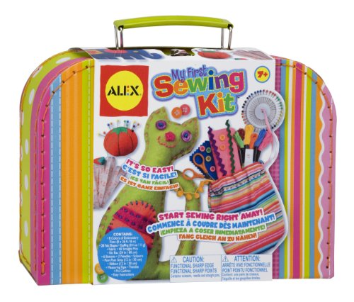Alex- Mir Primer Kit de Costura (Juratoys 195WN)