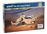 Italeri 0833 - Bell Ah-1w Supercobra Model Kit  Scala 1:48