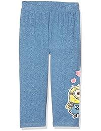 Minions Despicable Me Fille Pantalon corsaire - bleu jean