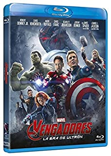 Vengadores: La Era De Ultrón [Blu-ray] (B00W5PG78W) | Amazon price tracker / tracking, Amazon price history charts, Amazon price watches, Amazon price drop alerts