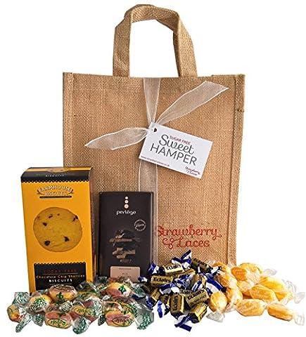 Sugar Free Hamper Bag - Sweets, Biscuits & Chocolate -