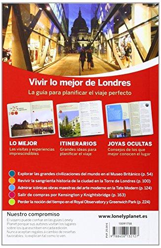Lo mejor de Londres 3 (Guías Lo mejor de Ciudad Lonely Planet) 1