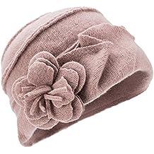 carino economico selezionare per lo spazio l'ultimo cappelli donna invernali vintage - Amazon.it