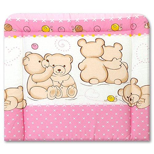 Wickeltischauflage 70x85cm D39 Wickelkommode Wickeln Baby Auflage Wickelauflage