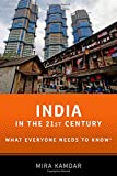 #9: India in the 21st Century: What Everyone Needs to Know®
