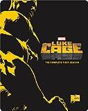 Marvel's Luke Cage S1 BD Steelbook (HUT) [Blu-ray] [UK Import]