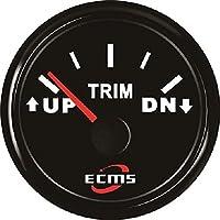 elegir la pantalla Trimm Power elegir la Barca Instrumento Varios. Modelos, Außenring schwarz- Ziffernblatt schwarz