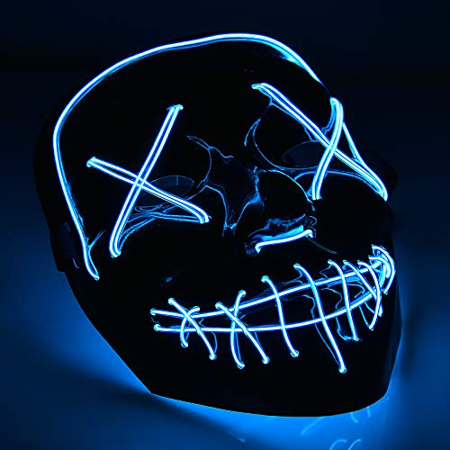 - Halloween Maske Ideen