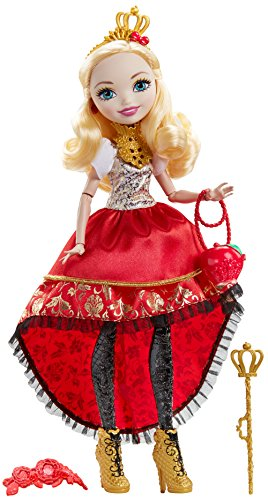 Ever After High Powerful Princess Apple White Doll (Webisodes High Ever After)
