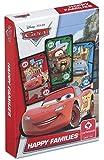 Cartamundi Disney Cars Happy Families Card Game