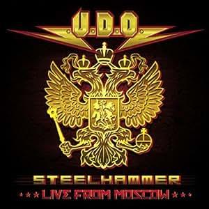 Steelhammer-Live from Moscow (Blu-Ray+2cd Digipa