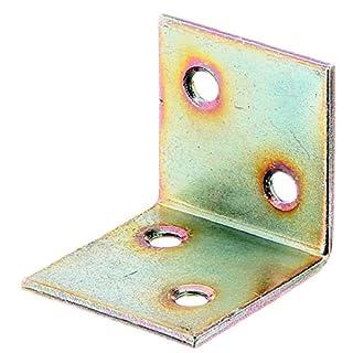 Edelstahl Zierwinkel 2000mm 85x30 mm Korn 240 geschliffen V2A 0,8mm stark Abdeckleiste Kantenschutz,kreativ bauen 200cm Edelstahlleiste L-Profil Schenkel 8,5x3 cm