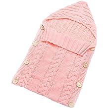fueerton bebé recién nacido Wrap Swaddle Manta Cochecito de bebé saco de dormir Saco de dormir
