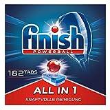 Finish All in 1 Gigapack, Spülmaschinentabs, 182 Tabs