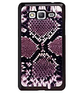 PRINTVISA Abstract Pattern Case Cover for Samsung Galaxy Grand Prime