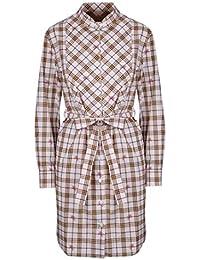 21b4c1c68793 BURBERRY Femme 8008140 Beige Coton Robe
