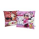 Disney Junior Minnie Mouse weiche Kissen - Design Random