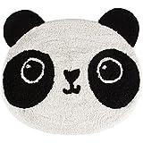 Tapis et coussin enfant - Tapis Aiko Panda Kawaii
