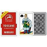 MODIANO Toscane 92 - Carte da gioco regionali