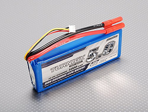 Preisvergleich Produktbild Turnigy 5000 mAh 2s 7,4 V 20-30c Modellbau Eibl