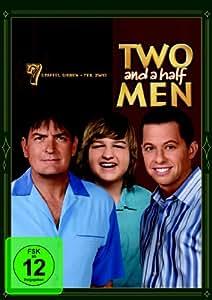 Two and a Half Men: Mein cooler Onkel Charlie - Staffel Sieben, Teil Zwei (2 DVDs)
