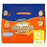 McVitie Mini Lebkuchen-Männer 6 x 25 g