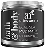 ArtNaturals Dead Sea Mud Mask - for Face, Body & Hair 8.8 oz