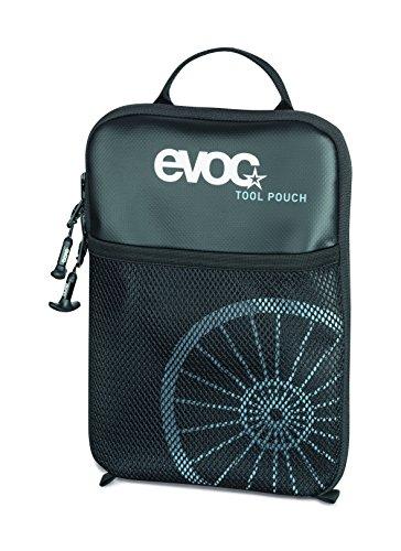 Evoc Werkzeugtasche Tool Pouch Accessories, Black, 28 x 20 x 2 cm, 1 Liter