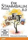 Stammbaum 8.0 Premium: Professionelle Ahnenforschung