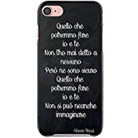 custodia iphone 6s scritte
