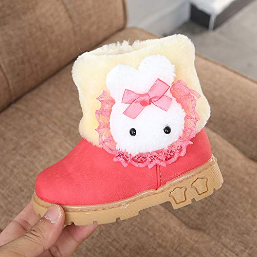 Bild von HUHU833 Baby Kinder Jungen Mädchen Stiefel Warme Sneaker Stiefel Schnee Baby Stiefel Warm Schuhe