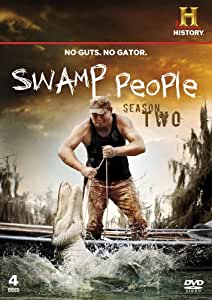 Swamp People: Season Two [DVD]