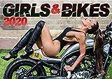 Girls and Bikes: The Sexy 2020 Motorbikes Calendar