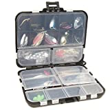 Best Fishing Spoons - asiproper 37Pcs Metal Spoon Fishing Lure Kits Spinning Review