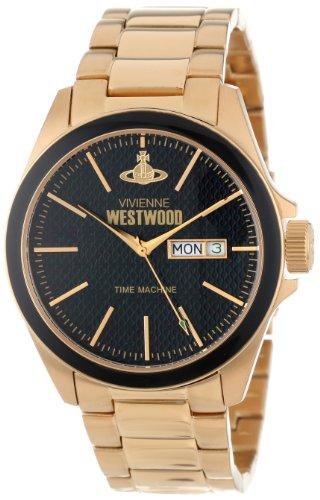 Vivienne Westwood VV063GD - Orologio da polso, uomo, colore: oro