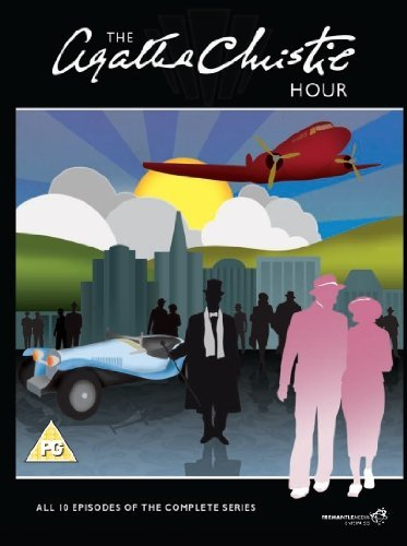 The Agatha Christie Hour Collection [DVD] [UK Import] Simpsons-box-set