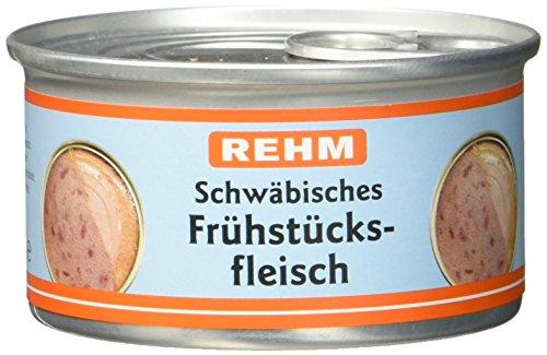 Rehm Schwäbisches Frühstücksfleisch, 12er Pack (12 x 125 g)