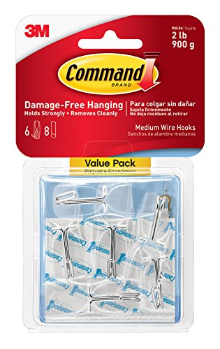command-17065clr-vpes-medium-wire-toggle-hook-value-pack-clear