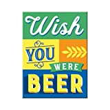 Nostalgic-Art 14365 Wish You were Beer