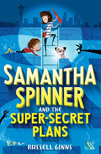 Brother Mobile Solutions (Samantha Spinner and the Super-Secret Plans)
