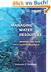 Managing Water Resources: Methods and...