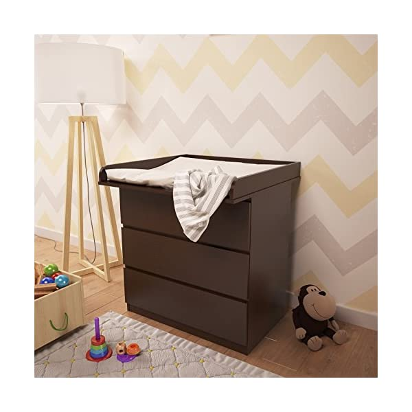 Wondrous Polini Kids Changing Mat Changing Table Top For Chest Of Drawers Malm Ikea In Different Colours Download Free Architecture Designs Intelgarnamadebymaigaardcom