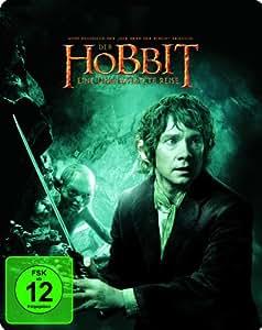 Der Hobbit - Eine unerwartete Reise (Steelbook) [Blu-ray] [Limited Edition]