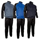 Avento Herren Trainingsanzug (M||kobalt schwarz weiß)