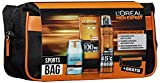L'Oreal Men Expert Sports-Bag, Hydra Energy 24H Feuchtigkeitspflege (50 ml), Invincible Sport Deo...