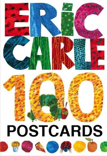 Eric Carle: 100 Postcards -